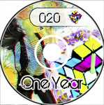 VARIOUS - One Year Compilation (Front Cover)