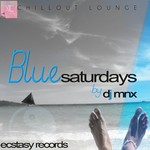 DJ MNX - Blue Saturdays (Front Cover)
