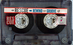 RESCUE - Rewind the Groove EP (Front Cover)