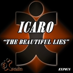 ICARO - The Beautiful Lies (Front Cover)