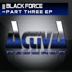 BLACK FORCE - Part Three (Front Cover)