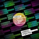DJ FIST/RIO DELA DUNA/DANY COHIBA - The Night Goes On (The Black Widow) (Front Cover)