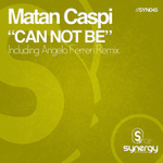 MATAN CASPI - Can Not Be (Front Cover)