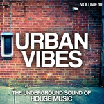 VARIOUS - Urban Vibes (The Underground Sound Of House Music, Vol 10) (Front Cover)