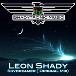 LEON SHADY - Skydreamer (Front Cover)