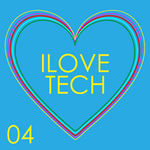 VARIOUS - I Love Tech Vol 04 (Front Cover)