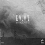 GALAN - Burning Clouds (Front Cover)