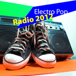 VARIOUS - Electro Pop Radio 2012 (Front Cover)