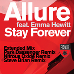 ALLURE feat EMMA HEWITT - Stay Forever (Front Cover)