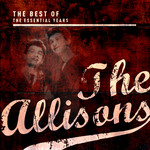 ALLISONS, The - Best Of The Essential Years: The Allisons (Front Cover)