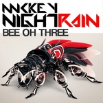 MICKEY NIGHTRAIN - Bee Oh Three (Front Cover)