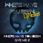 DJ NESKET - Where Have You Been (Front Cover)