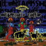 VARIOUS - The Black Sheep Tribe - Bambuddha Grove Ibiza (Front Cover)