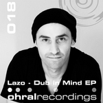 LAZO - Dub In Mind (Front Cover)