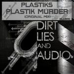 PLASTIKS - Plastik Murder (Front Cover)