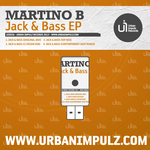 MARTINO B - Jack & Bass (Front Cover)
