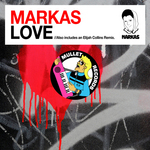 MARKAS - Love (Front Cover)