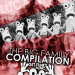VARIOUS - The BIG Family Compilation (Front Cover)
