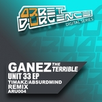 GANEZ THE TERRIBLE - Unit 33 (Front Cover)