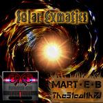 MART E B & THESTEALTHDJ - Solar Cymatics (Front Cover)