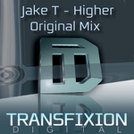 JAKE T - Higher (Front Cover)