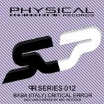 BABA (ITALY) - Critical Error (Front Cover)