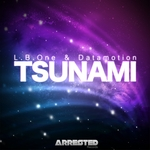 LB ONE/DATAMOTION - Tsunami (Front Cover)