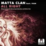 MATTA CLAN feat IVAN GARGIULO - All Right (Front Cover)