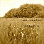 KLAPHECK Tim - Expression In Music (Front Cover)