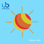 UNIT BLUE - Holiday Jam (Front Cover)