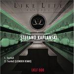 KAPLANSKI, Stefano - 1nz4n3 (Front Cover)