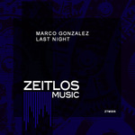 GONZALEZ, Marco - Last Night (Front Cover)