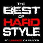 VARIOUS - The Best Of Hardstyle (Front Cover)