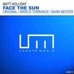 HOLLIDAY, Matt - Face The Sun (Front Cover)