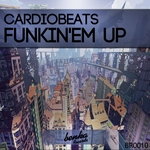 CARDIOBEATS - Funkin'Em UP (Front Cover)