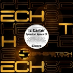 IZ CARTER - Spherical Square EP (Front Cover)