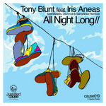 BLUNT, Ton feat IRIS ANEAS - All Night Long (Front Cover)