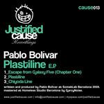 BOLIVAR, Pablo - Plastiline (Front Cover)