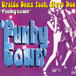 UPSIDE DOWN feat JIVVY DEE - Funky Town (Front Cover)