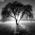 RBKIBORG - Misanthrope EP (Front Cover)
