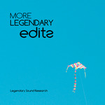 VARIOUS - More Legendary Edits (Front Cover)
