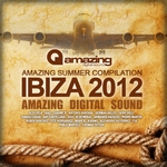 VARIOUS - Amazing Summer Compilation Ibiza 2012 (Front Cover)