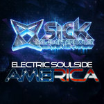 ELECTRIC SOULSIDE - America (Front Cover)