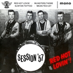 SESSION '57 - Red Hot Lovin' (Front Cover)