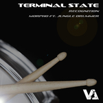 TERMINAL STATE feat JUNGLE DRUMMER - Recognition/Morpho (Front Cover)