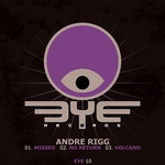RIGG, Andre - Missed EP (Front Cover)