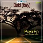 BABI (ITALY) - Poya (Front Cover)