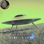SASHASLAY - Believe EP (Front Cover)