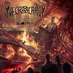 VARIOUS - Necrocracy - The Politics Of Terror (Front Cover)