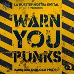 DARKLORD DUBLOAD PROJECT - Warn You Punks EP (Front Cover)